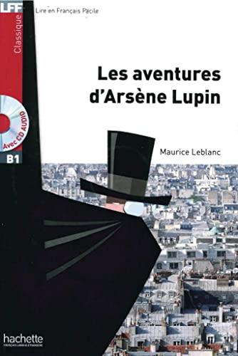 9783191833077: Les aventures d'Arsène Lupin. Lektüre und Audio-CD: Niveau B1