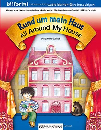 9783191895945: Rund Um Mein Haus/All Around My House (German Edition)