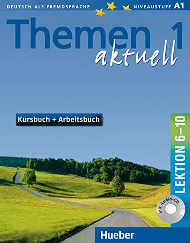 9783191916909: Themen Aktuell 1 Lektionen 6-10 (German Edition)
