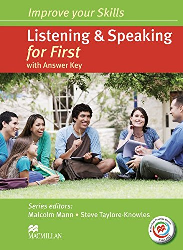 Improve your Skills: Listening & Speaking for