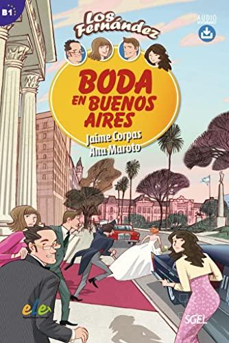 9783191945015: Boda en Buenos Aires