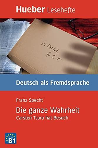 9783192016691: LESEH.B1 Die ganze Wahrheit. Libro