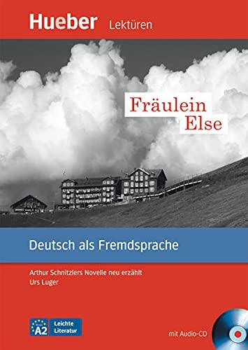9783192016738: LESEH.A2 Fräulein Else. Libro+CD (Leichte Literatur)