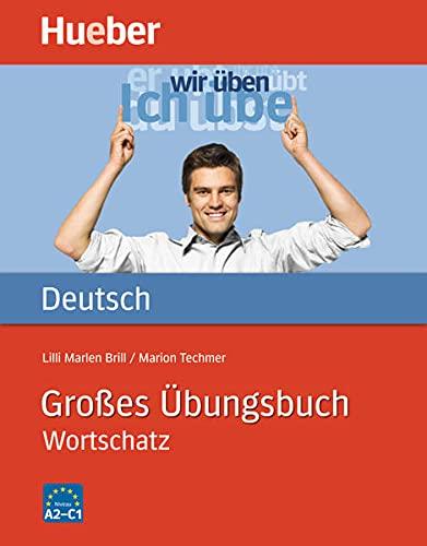 9783192017216: Grosses Ubungsbuch Deutsch - Wortschatz