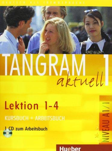 9783192018015: TANGRAM AKTUELL A1 1+GLOS