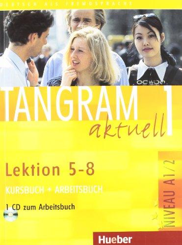 9783192018022: TANGRAM AKT.1(A1/2.L5-8)Kb+Ab+1CDAb+XXL