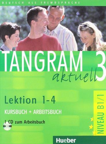 9783192018183: TANGRAM AKTUELL B1 1+GLOS