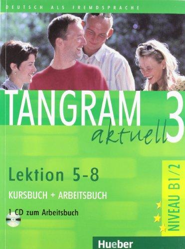 9783192018190: TANGRAM AKT.B1.2 Kb+Ab+1CDAb+XXL