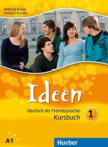 9783192018237: IDEEN.1.Kursbuch+CD ROM (c.Glos.)