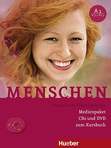 9783192019012: MENSCHEN A1 Medienp. (3CD-Audio+1DVD)
