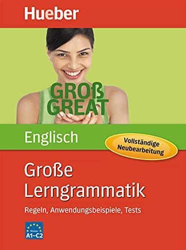 Große Lerngrammatik Englisch: Regeln, Anwendungsbeispiele, Tests (Paperback) - Hans G. Hoffmann, Marion Hoffmann