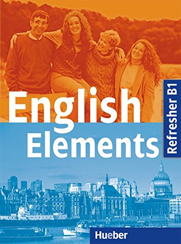 9783192027338: English Elements. Refresher. Students Book