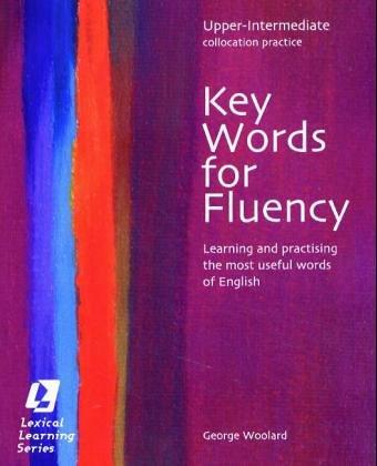 9783192029240: Key Words for Fluency - Upper Intermediate Collocation Practice (Hueber ELT Co-Edition)