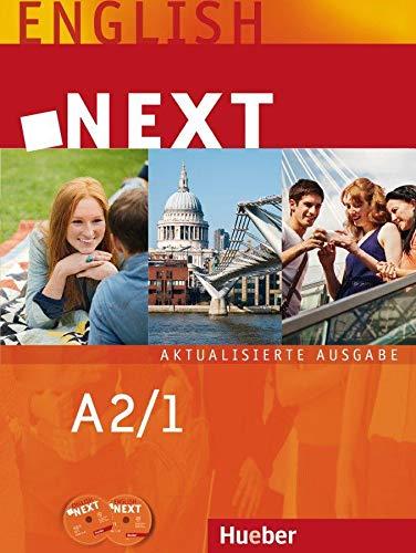 9783192029325: NEXT A2/1 Aktualisierte Ausgabe. Student's Book Paket: Lehr- und Arbeitsbuch mit 2 Audio-CDs und Companion / Student's Book Paket