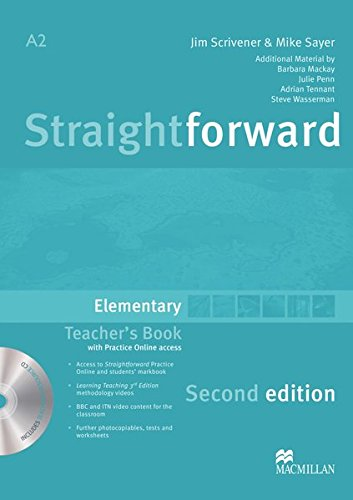 Straightforward Elementary. Teacher's Book and Resource Package