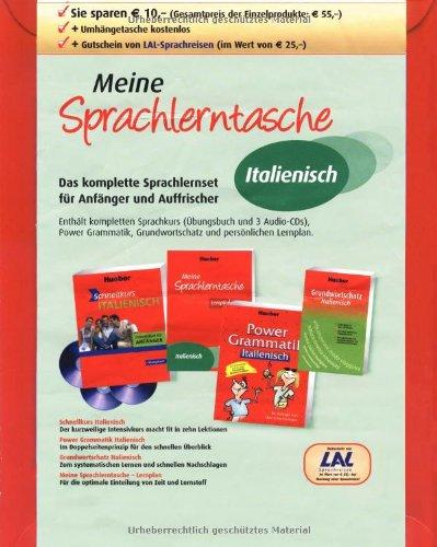 9783192029653: Meine Sprachlerntasche Italienisch
