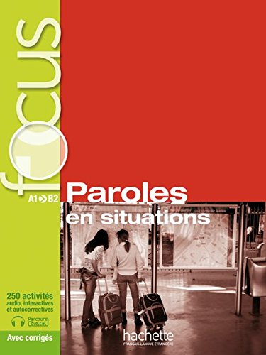 9783192033834: FOCUS Paroles en situations. Mit MP3 CD