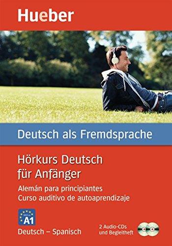 9783192074820: Horkurs Deutsch fur Anfanger, Spanisch