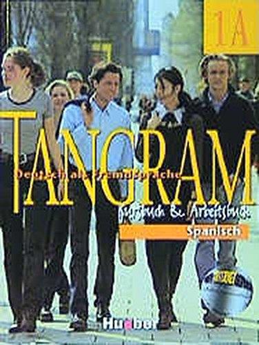 9783192116131: Tangram. 1A.Deutsch Als Fremdsprache. Kursbuch & Arbeitsbuch (Edicion Española)
