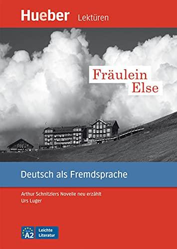 9783192116735: LESEH.A2 Fräulein Else. Libro