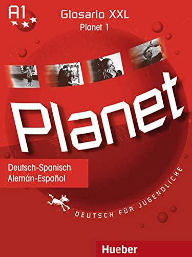 9783192116780: Planet 1. Glosario XXL alemán-espaà±ol