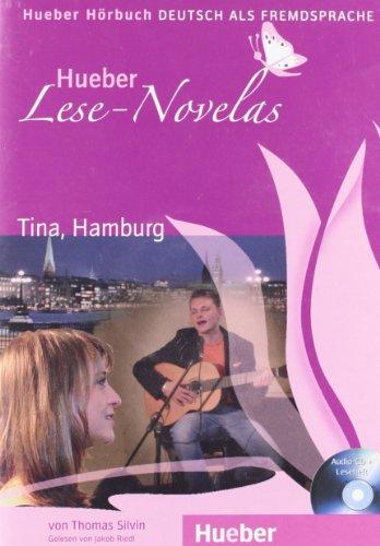 LESE-NOVELAS.A1.Tina, Hamburg.Libro+CD: Thomas Silvin
