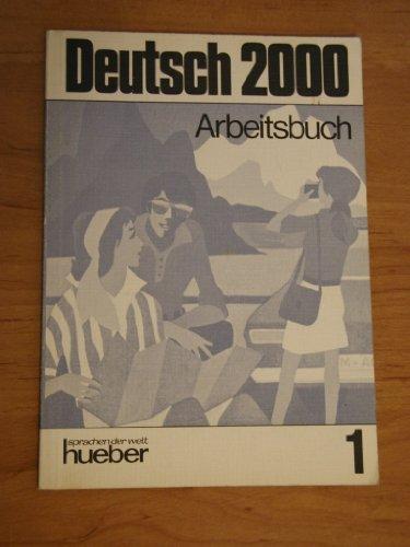 9783192211805: Deutsch 2000 - Level 1: Arbeitsbuch 1