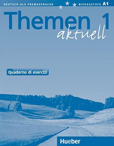 9783192216909: Themen Aktuell Italia 1 Esercizi [Lingua tedesca]: Vol. 1