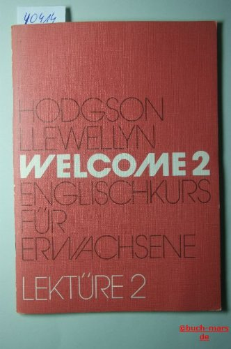 9783192222924: Welcome, Lektüren, Nr.2, The Strange Story of Herman Solf and other stories