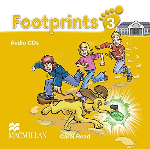 9783192229206: Footprints 3: 2 Audio-CDs