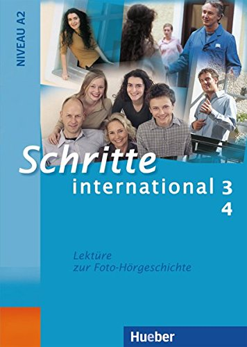 Schritte international 3 + 4. Lektüre zur