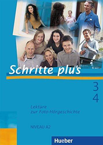 9783192319136: Schritte Plus: Lekture Zur Foto-Geschichte 3 & 4 (German Edition)