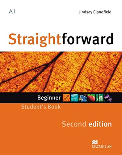 9783192329517: Straightforward Beginner. Package: Student's Book with Webcode and Workbook with Audio-CD