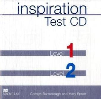 9783192329791: Inspiration: Level 1/2 / 2 Test Audio-CDs