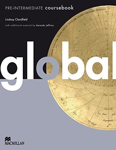 9783192329807: Global Pre-Intermediate. Package Student's Book and (Print-) Workbook