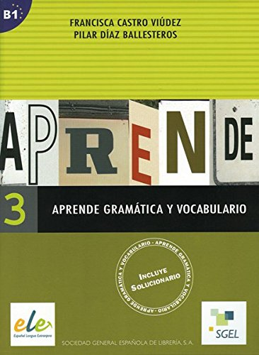9783192345005: Aprende gramática y vocabulario 03