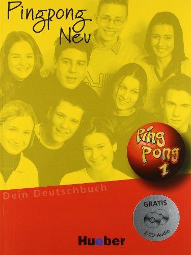 9783192416545: PING PONG 1 ALUM+CD LEHRB