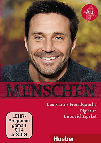 9783192419027: Menschen: Digitales Unterrichtspaket A2 DVD-Rom