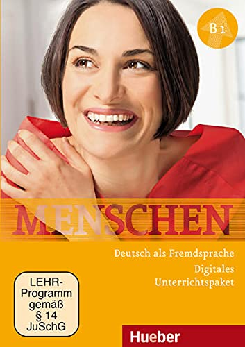 9783192419034: Menschen: Digitales Unterrichtspaket B1 DVD-Rom