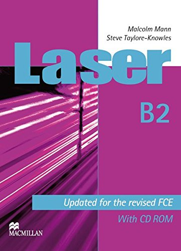 9783192429286: Laser B2. Student's Book + CD-ROM: Updated for the revised FCE