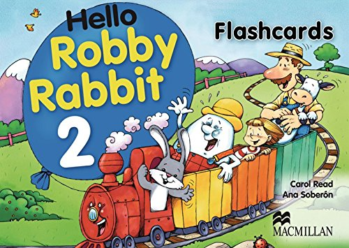 Hello Robby Rabbit. Level 2. Flash Cards: Carol Read