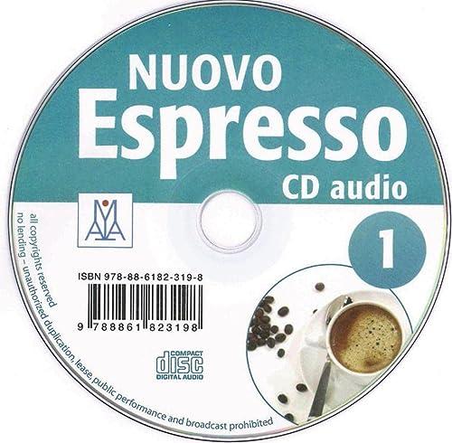 9783192454660: Nuovo Espresso 1 - einsprachige Ausgabe Schweiz. Audio-CD: corso di italiano