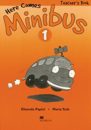 9783192829734: Here comes Minibus 1. Teacher's Book