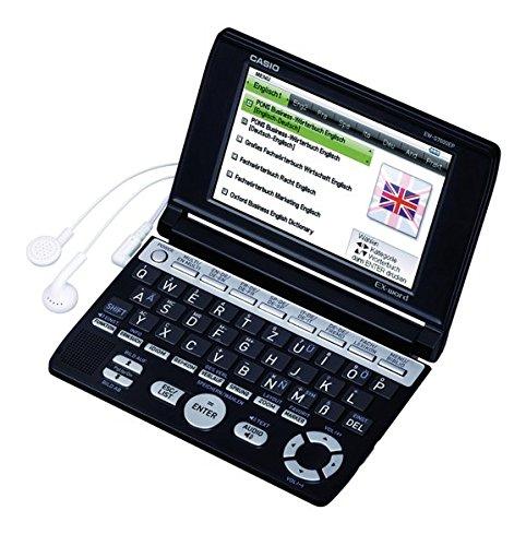 9783192895876: CASIO EX-word EW-G7000EP. Elektronisches Wörterbuch
