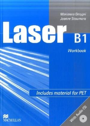 9783192929281: Laser B1. Workbook without key: Includes material for PET