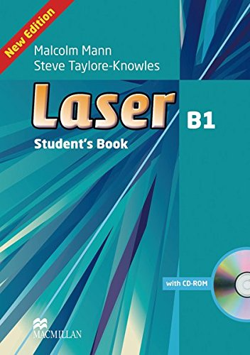 9783192929298: Laser B1. Student's Book + CD-ROM (plus Online)