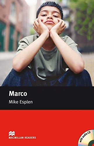 Marco: Lektüre mit Audio-CD (Macmillan Readers): Mike Esplen