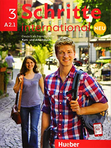 9783193010841: SCHRITTE INT.NEU 3 KB+AB+CD-Audio [Lingua tedesca]: Deutsch als Fremdsprache