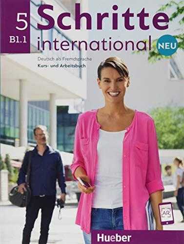 9783193010865: Schritte international Neu 5. Kursbuch+Arbeitsbuch+CD zum Arbeitsbuch: Deutsch als Fremdsprache [Lingua tedesca]: Vol. 5