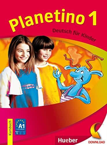 9783193015778: Planetino: Kursbuch 1